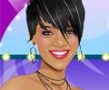 Mudando o Visual da Rihanna