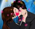 O beijo de Bella e Edward
