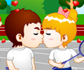 Playground Kiss Game
