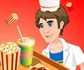 Popcorn Booth