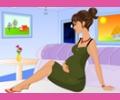 Pregnant Lady Dress Up
