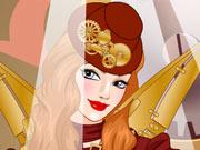 Princesa do Steampunk