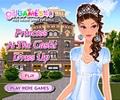 Princess at the Castle Dress Up