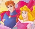 Princess Aurora Online Coloring Pag