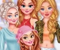 Princesses New Seasons New Trends