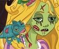 Rapunzel Zombie Curse