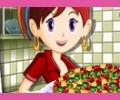 Sara Cozinha Bolo de Frutas