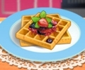Sara's French Toasted Waffles