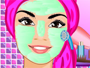 Selena no Salão de Beleza