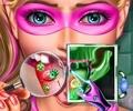 Super Barbie Tongue Doctor