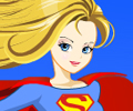 Supergirl Dress Up