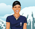 Tiger Wood Dress Up