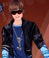 Vestindo Justin Bieber
