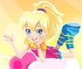 Vestir a Polly para a Escola