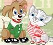 Vestir o Cão e o Gato