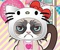 Vestir o Gato Mal Humorado