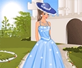 Vestindo a Princesinha